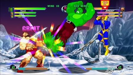Marvel vs Capcom 2 – Xbox Live Arcade