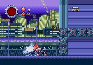 Pulseman – Sega Genesis