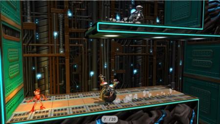 Splosion Man – Xbox Live Arcade