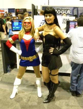 Comic Con - Super Chics