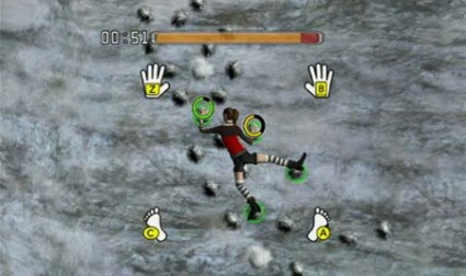 Rock N Roll Climber - WiiWare