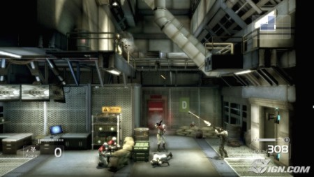 Shadow Complex – Xbox Live Arcade