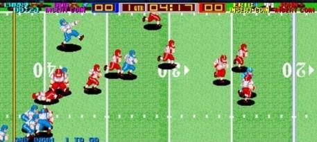 Tecmo Bowl - Arcade