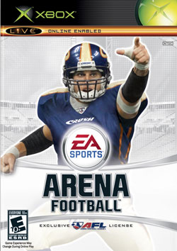 Arena Football - Xbox