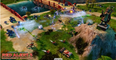 Command and Conquer Red Alert 3 Commander's Challenge – Xbox Live Arcade