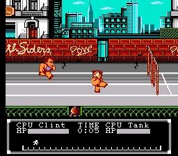 Crash n the Boys Street Challenge – NES
