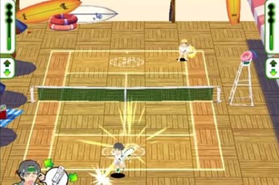 Family Tennis – WiiWare