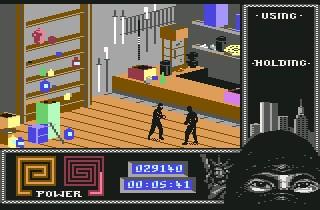 Last Ninja 2 – Commodore 64