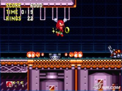 Sonic & Knuckles – Xbox Live Arcade