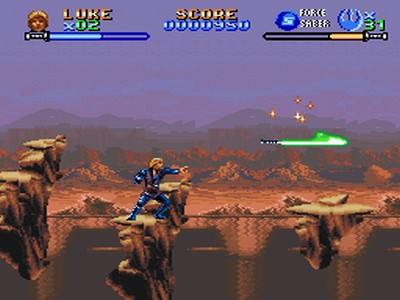 Super Return of the Jedi – SNES