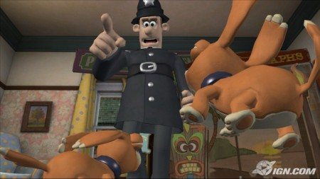 Wallace & Gromit EP2: Last Resort – Xbox Live Arcade