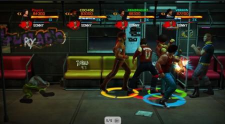 The Warriors Street Brawl – Xbox Live Arcade