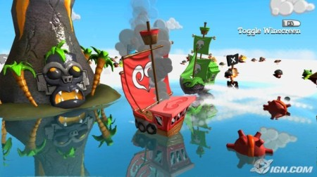Yo Ho Kablammo  Xbox Live Arcade