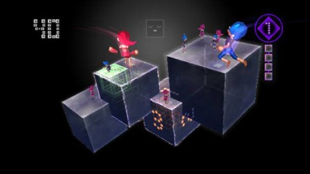 You, Me and the Cubes - WiiWare