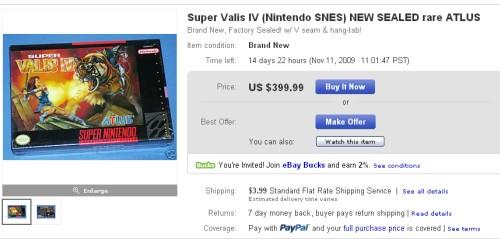 Atlus on Ebay