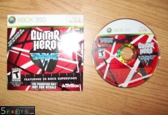 Guitar Hero – Van Halen