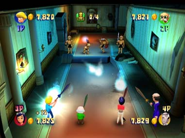 Ghost Mansion Party - WiiWare