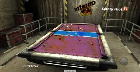Inferno Pool – Xbox Live Arcade