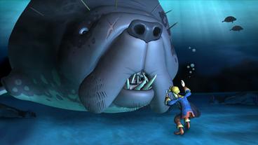 Tales of Monkey Island: Chapter 3 - WiiWare