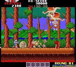 Rygar – Arcade