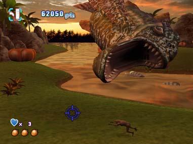 Shootanto: Evolutionary Mayhem - WiiWare