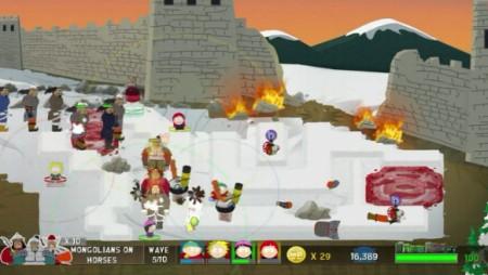 South Park Tower Defense – Xbox Live Arcade