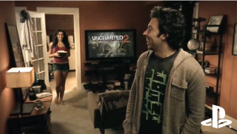 Uncharted 2 Commercial