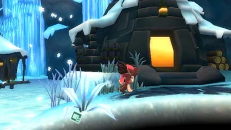 Lost Winds: Winter of the Melodias - WiiWare