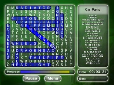 Word Searcher - WiiWare
