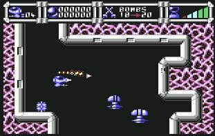 Cybernoid – Commodore 64