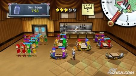 Diner Dash – Xbox Live Arcade