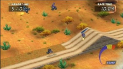 ExciteBike: World Rally - WiiWare