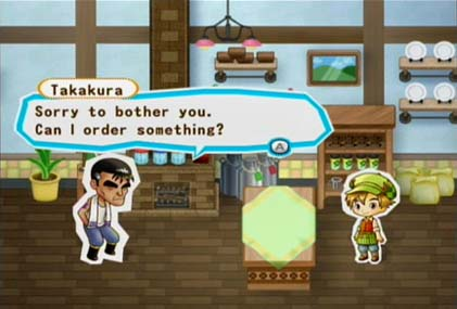 Harvest Moon: My Little Shop - WiiWare