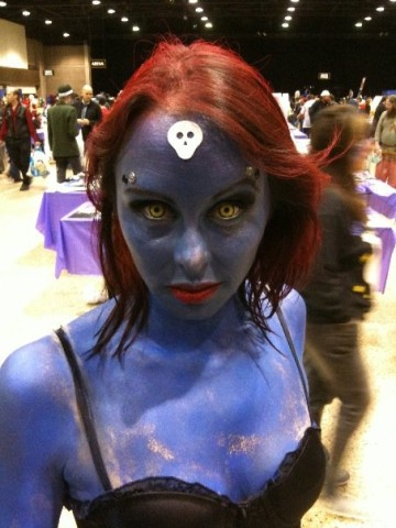 Mystique – Comic Con