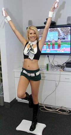 Natalie – NY Jet All Star Cheer Squad
