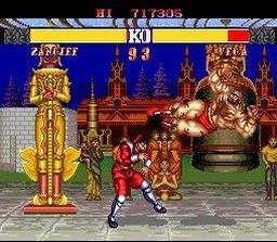 Street Fighter II: Champion Edition – TurboGrafx 16