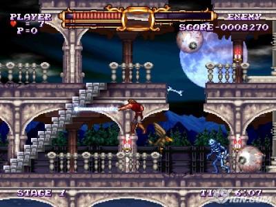 Castlevania: The Adventure Rebirth - WiiWare