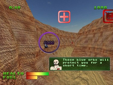 Copter Crisis - WiiWare