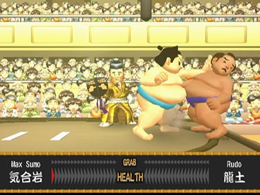 Eat! Fat! FIGHT! - WiiWare