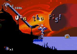 Earthworm Jim 2 – Sega Genesis