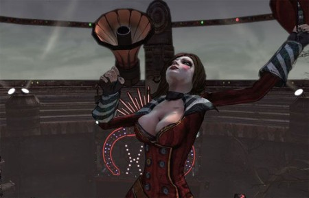 Mad Moxxi's Underome Riot