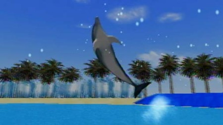 My Dolphin - WiiWare