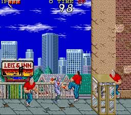 Ninja Gaiden – Arcade