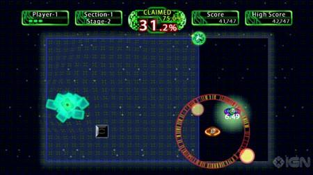 Qix ++ – Xbox Live Arcade