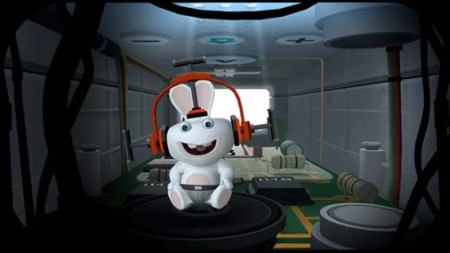 Rabbids Lab - WiiWare