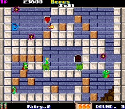 Solomon's Key - Arcade