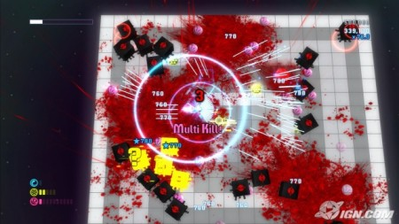 Death by Cube – Xbox Live Arcade