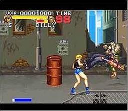 Final Fight 3 – SNES