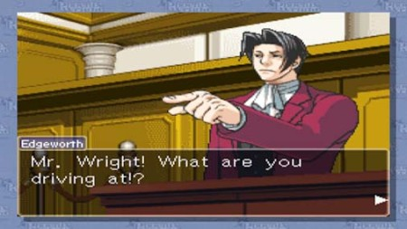 Phoenix Wright: Ace Attorney - WiiWare