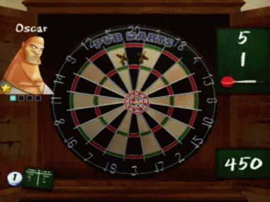 Pub Darts - WiiWare